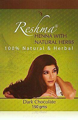 Reshma Beauty Classic Henna Hair Color, Dark Chocolate