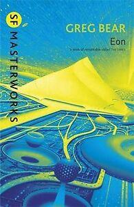 Eon-S-F-Masterworks-S-Greg-Bear-Used-Good-Book