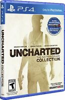 Uncharted Collection SEALED. trade for NBA, COD, Star Wars, WWE