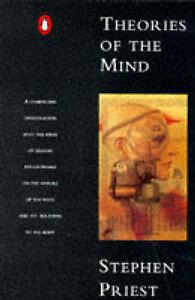 Theories of the Mind (Penguin Philosophy), Priest, Stephen