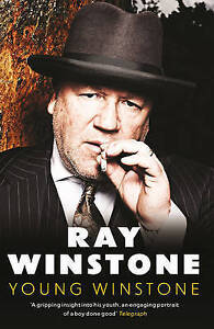 Young Winstone, Winstone, Ray, New Book