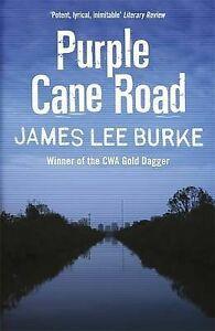 Purple-Cane-Road-Burke-James-Lee-Mass-Market-Paperback-0752843346-Good