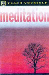 MEDITATION, Ozaniec, Naomi, Very Good Book
