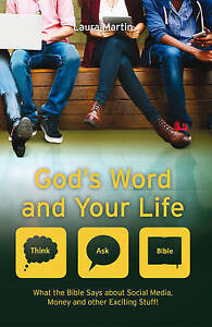 God's Word and Your Life by Martin, Laura -Paperback