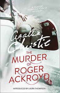 The Murder of Roger Ackroyd by Agatha Christie (Paperback, 2013)