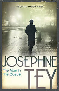 The-Man-In-The-Queue-Tey-Josephine-Very-Good-condition-Book