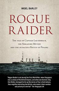 Rogue Raider, Nigel Barley