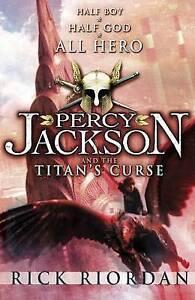 Percy Jackson and the Titan's Curse, Riordan, Rick 0141321261
