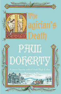 P.C. Doherty The Magician's Death Very Good Book