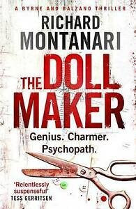 The-Doll-Maker-Byrne-and-Balzano-By-Montanari-Richard-in-Used-but-Acceptable