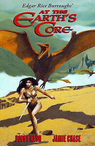 Edgar Rice Burroughs' at the Earth's Core by Dark Horse Comics -Hcover