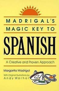 Madrigal's Magic Key to Spanish by Margarita Madrigal Book | NEW Free Post AU