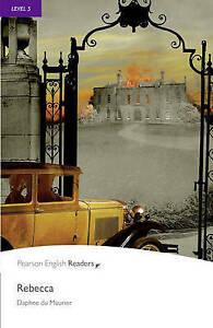 Rebecca-Level-5-RLA-Penguin-Longman-Penguin-Readers-ExLibrary
