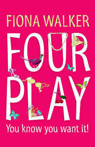 Four-Play-by-Fiona-Walker-Paperback-2007