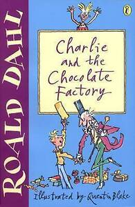 Charlie and the Chocolate Factory by Roald Dahl (Paperback, 2001)