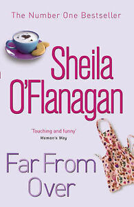 Far-from-Over-Sheila-OFlanagan-Good-Used-Book