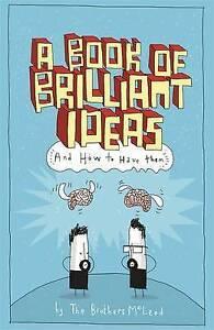 A Book of Brilliant Ideas, Greg McLeod