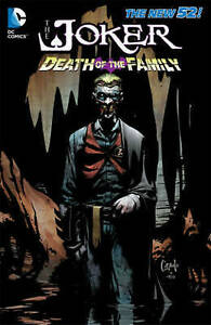 The Joker: Death of the Family, Various