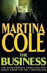 The Business, Cole, Martina, New Book