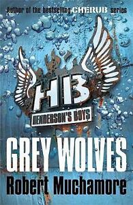 Grey Wolves by Robert Muchamore, Book, New Paperback