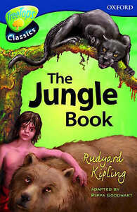 Oxford Reading Tree: Level 14: Treetops Classics: The Jungle Book