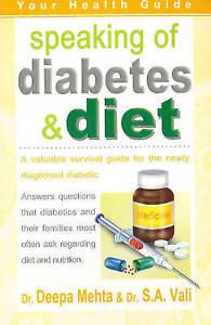 Speaking of Diabetes & Diet, Deepa Mehta