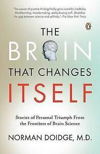 The Brain That Changes Itself By Norman Doidge Paperback