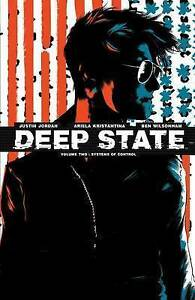 Deep State, Volume 2 by Jordan, Justin -Paperback