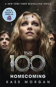 Very Good, Homecoming (The 100), Morgan, Kass, Book