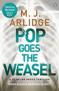 Pop Goes the Weasel: DI Helen Grace 2 by M. J. Aldridge Paperback NEW BESTSELLER