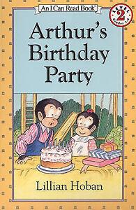 Arthur's Birthday Party (Turtleback School & Library Binding Edition) (I Can Rea