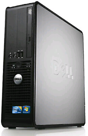 Dell Optiplex 755 Core 2 Duo 3.0GHz 500GB HDD 6GB RAM Win10 pro