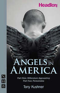 Angels-in-America-Parts-One-and-Two-Very-Good-Condition-Book-Tony-Kushner-IS