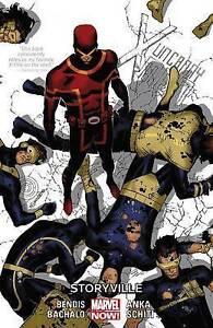 Uncanny X-Men, Volume 6: Storyville by Bendis, Brian Miachel -Paperback