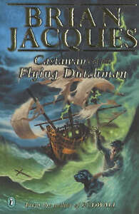 Castaways of the Flying Dutchman, By Jacques, Brian,in Used but Acceptable condi