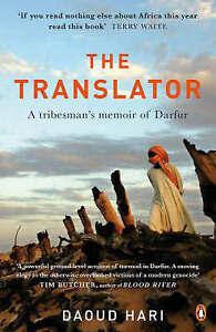 The Translator: A Tribesman's Memoir of Darfur-ExLibrary