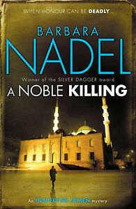 Barbara-Nadel-A-Noble-Killing-Inspector-Ikmen-Mysteries-Book