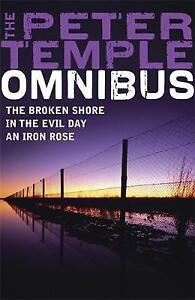 "APeter Temple Omnibus ""The Broken Shore"", ""In the Evil Day"", ""An Iron Rose"" by T"