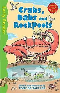 Crabs-Dabs-and-Rock-Pools-by-Tony-De-Saulles-Paperback-2016