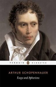 essays and aphorisms schopenhauer summary