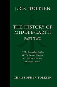 The-Complete-History-of-Middle-Earth-Part-2-Tolkien-Christopher-New-Conditio