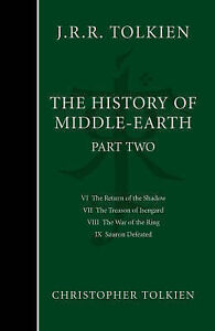 History-of-Middle-Earth-Pt-2-by-Christopher-Tolkien-Hardback-2003