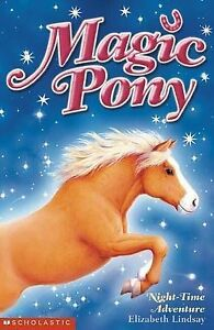 Very Good, Night-Time Adventure (Magic Pony), Lindsay, Elizabeth, Book