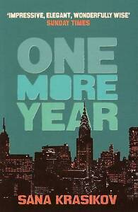One More Year, Krasikov, Sana, New Book