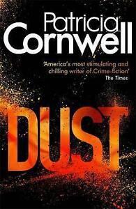 Dust-A-Kay-Scarpetta-Novel-Scarpetta-Novels-Cornwell-Patricia-Very-Good-co