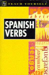 Teach Yourself Spanish Verbs New Edition (TYL), Hollis, Maria Rosario, Good Book