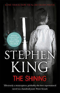 The Shining by Stephen King (Paperback, 2013)