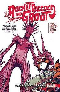 Young, Skottie-Rocket Raccoon And Groot Vol. 1: Tricks Of The Trade  BOOK NEW