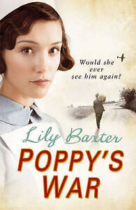 Poppys-War-Lily-Baxter-Used-Good-Book