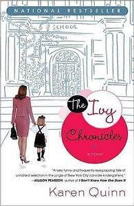 Very Good, The Ivy Chronicles, Quinn, Karen, Book